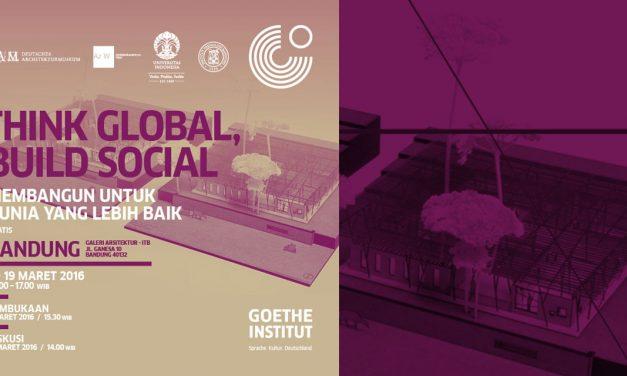 Pameran dan Diskusi Goethe Institute