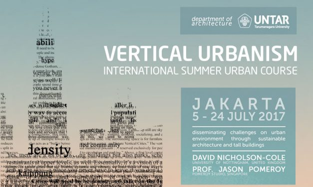 Vertical Urbanism – International Summer Urban Course