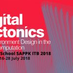 Summer School SAPPK 2018 – Digital Tectonics