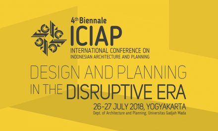 4th International Conference on Indonesian Architecture and Planning (ICIAP)