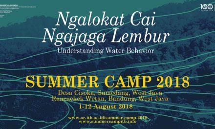 Summer Camp 2018 – Ngalokat Cai, Ngajaga Lembur