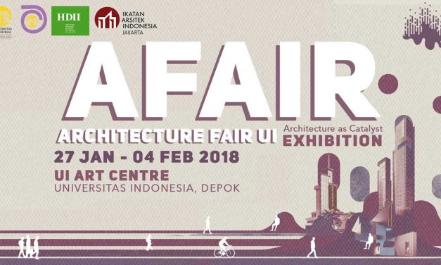 AFAIR UI – Architecture​​ as ​​Catalyst