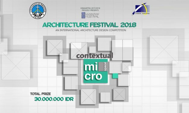 "THE 11th ARCHITECTURE FESTIVAL ""CONTEXTUAL MICRO SPACE"""