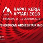 Rapat Kerja APTARI 2018