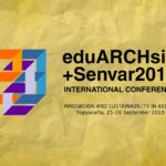 eduARCHsia +Senvar 2019 International Conference