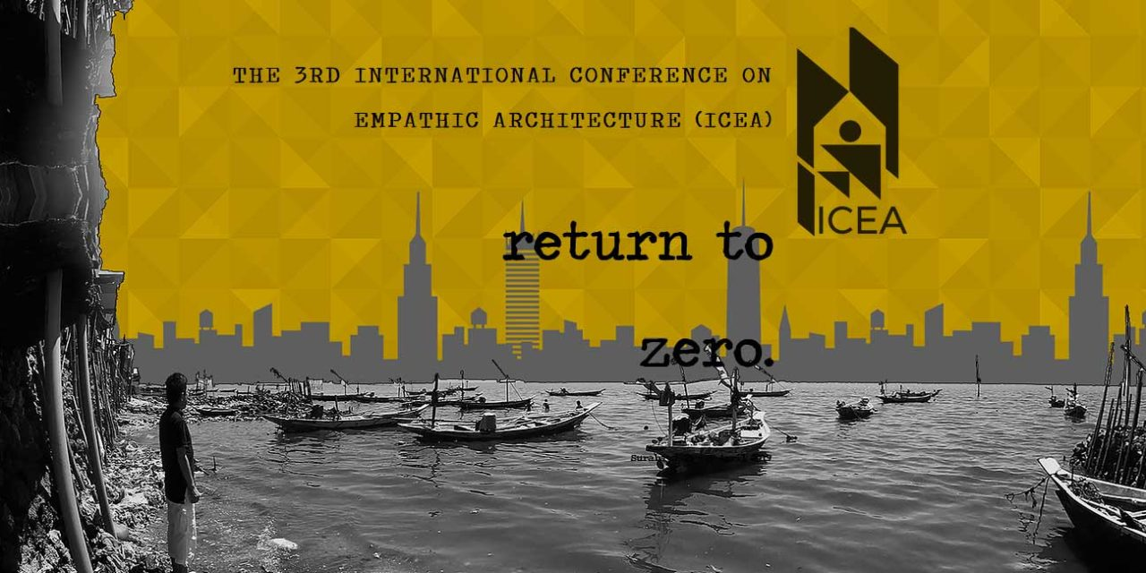 The 3rd International Conference on Empathic Architecture