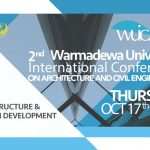 2nd Warmadewa University International Conference On Architecture And Civil Engineering