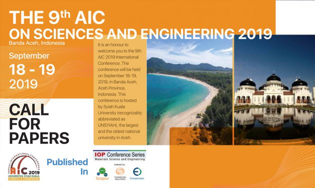 The 9th AIC 2019 International Conference.