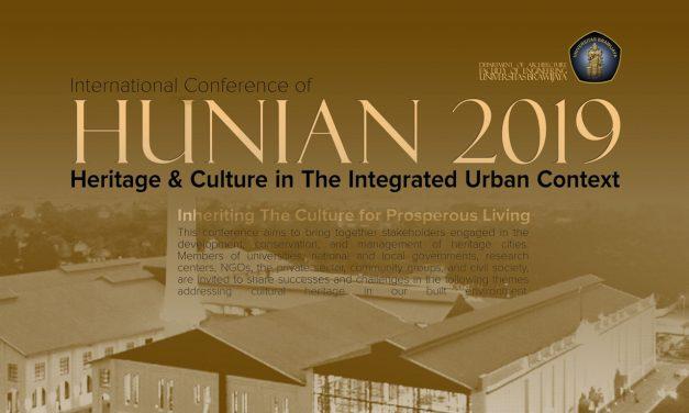 International Conference of HUNIAN 2019