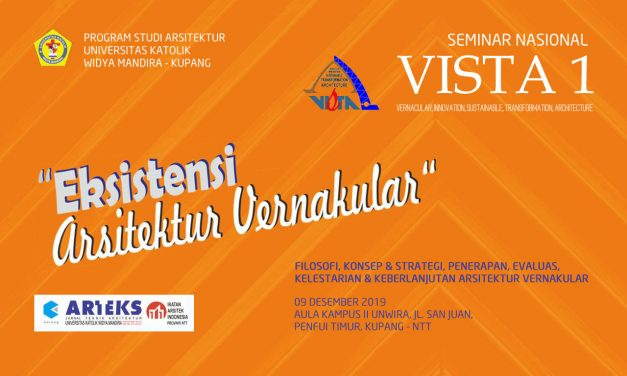 Seminar Nasional Eksistensi Arsitektur Vernakular