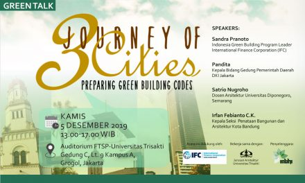 Journey of Cities – Preparing Green Building Codes