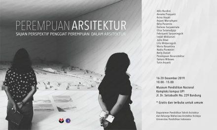 Pameran Karya Perempuan Arsitektur