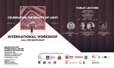 INTERNATIONAL WORKSHOP: CELEBRATING THE BEAUTY OF LIGHT
