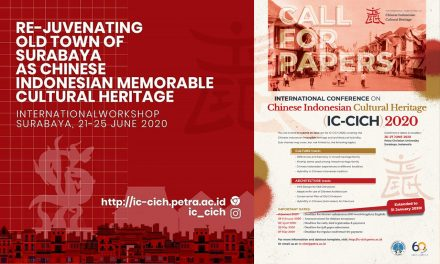 International Conference On Chinese Indonesian Cultural Heritage (IC-CICH) 2020