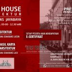 Open House Arsitektur Universitas Jayabaya