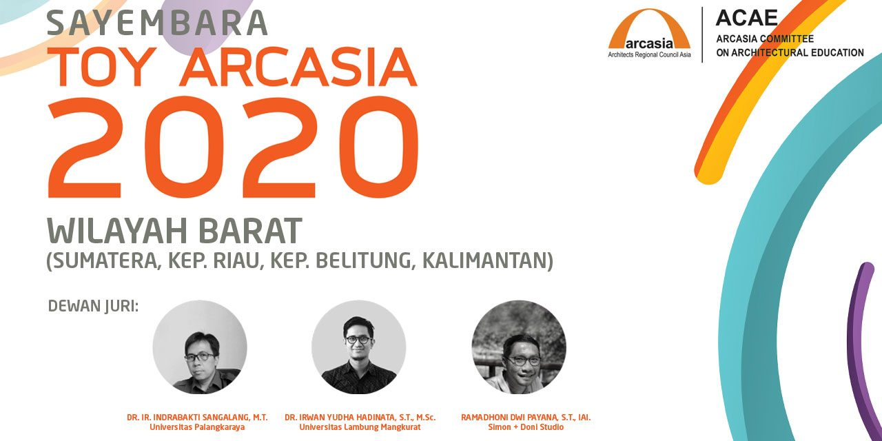 SAYEMBARA TOY ARCASIA INDONESIA 2020 – WIL. BARAT