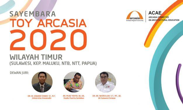 SAYEMBARA TOY ARCASIA INDONESIA 2020 – WIL. TIMUR