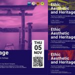 Webinar Series Ethic Aesthetic and Heritage