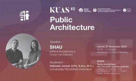 KUAS #2; Public Architecture