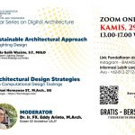 MArs UAJY Webinar Series on Digital Architecture