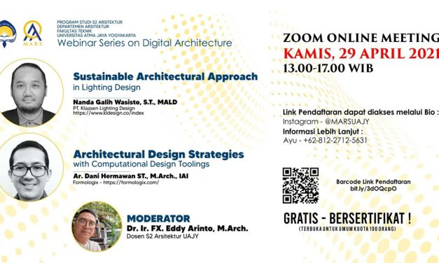 MArs UAJY Webinar Series on Digital Architecture