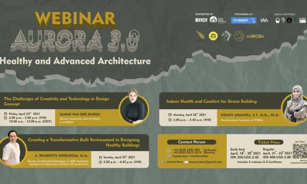 Webinar AURORA 3.0 – Healthy and Technologically Advanced Architecture