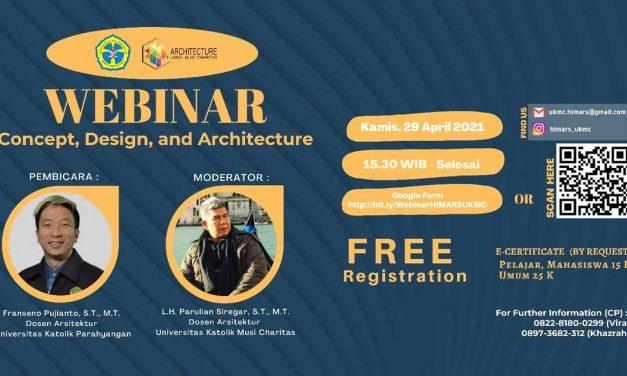 Webinar Concept, Design, and Architecture