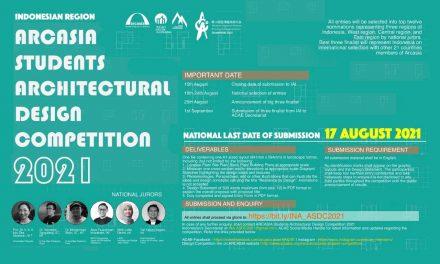 ARCASIA STUDENT DESIGN COMPETITION 2021